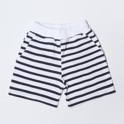 Dino Stripe Shorts