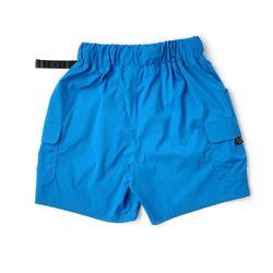 unisex 라이트 하이킹 쇼츠 - blue