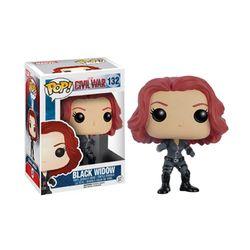 펀코 시빌워 블랙위도우  War Black Widow (7230)