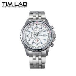 [TIM-LAB]남성 패션시계 어반 메탈시계 손목시계 6865