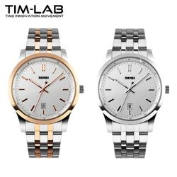 [TIM-LAB]남성 패션시계 어반 메탈시계 손목시계 1125