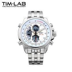 [TIM-LAB]남성 패션시계 어반 메탈시계 손목시계 0993