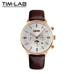 [TIM-LAB]남성 패션시계 어반 가죽시계 손목시계 9117