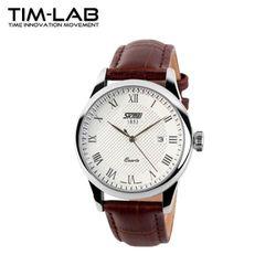[TIM-LAB]남성 패션시계 어반 가죽시계 손목시계 9058