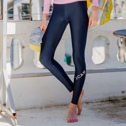 BASIC Sports Leggings 여성 스포츠 레깅스 - Navy