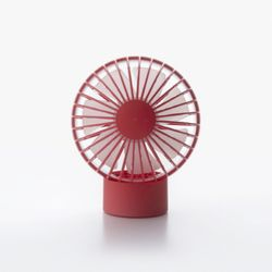 [Elevenplus] Eletric Fan(Mars coral)