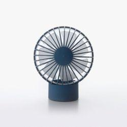 [Elevenplus] Eletric Fan(Earth blue)