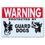 인테리어 사인보드-GUARD DOG