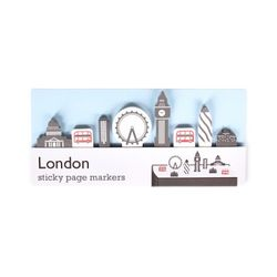 [Duncan Shotton] Sticky Page Markers - London
