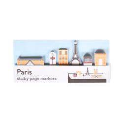 [Duncan Shotton] Sticky Page Markers - Paris