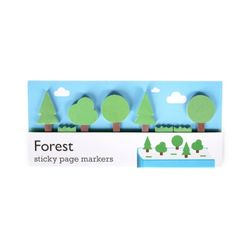 [Duncan Shotton] Sticky Page Markers - Forest