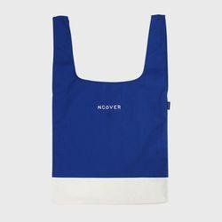 Blue-shopping bag