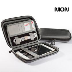 NION 디지털 파우치 BLACK LABEL - L