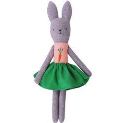 Milk Rabbit (carrot)-diy