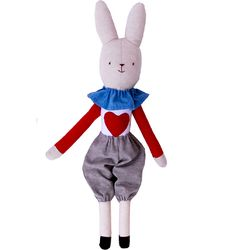 Milk Rabbit (clock)-diy