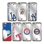 [아이폰6(S)]정품 MLB 프리미엄 미러아트 케이스