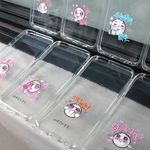 [G프로2케이스] 대갈의본능 UV 투명 젤리케이스
