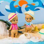미니피규어 Summer series-Caribbean Version (랜덤)