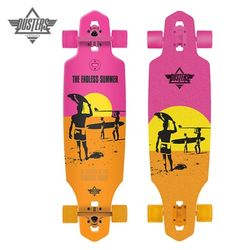 [DUSTERS] 38 ENDLESS SUMMER WAKE YELORPNK 롱보드