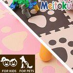 러브애니멀 퍼즐애견매트 귀여운 디자인& 쿠션감