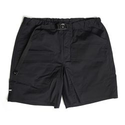 TREK SHORTS - Black