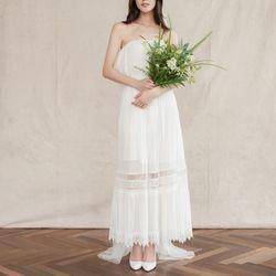 [클레어드룬] TAHITI DRESS WHITE