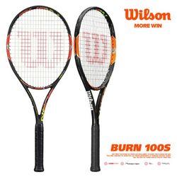 윌슨 테니스라켓 번 100S 300g BURN 페더러 동호회