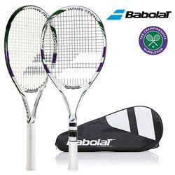 바볼랏 테니스라켓 이보크 윔블던 105 275g 입문자