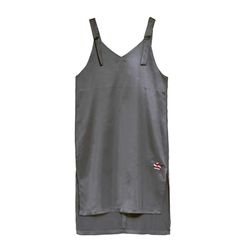 Love rose one piece - gray