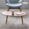 [잉카]륀느 북유럽풍 원목 거실테이블 2 color