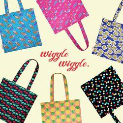 Wiggle Wiggle Eco Bag (위글위글 에코백)