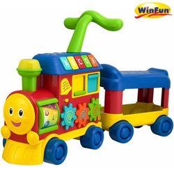 3in1 배우는 기차 붕붕카