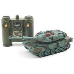 배틀탱크 M1A2 에브람스 탱크 RC (YAK108013CA)