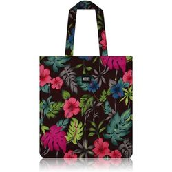 Hawaiian Flat Tote Bag (Chocolate)