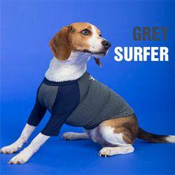 GREY SURFER 래쉬가드 티셔츠
