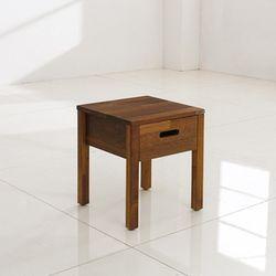 멀바우 스툴 의자