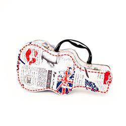 뮤지션 기타 런치박스 - 영국
