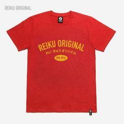 [레이쿠] reiku original jp99 short y-red 반팔티