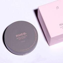 [NUCA] 젠틀 모이스쳐라이징 핑크 CC쿠션 리필15G