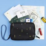 FAMILY PASSPORT POUCH HOLA