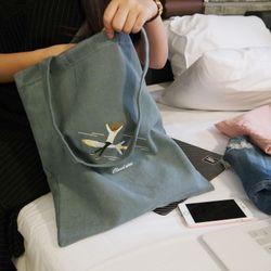 Sky blue Rocket Bag