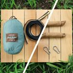 SHORT CUT HAMMOCK BACKPACKER SET [A SET]