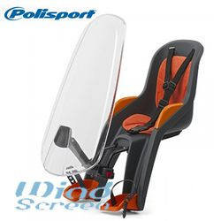 WIND SCREEN - FRONT SEATS