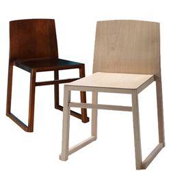 [퍼니매스] Ski Wood Chair (스키 우드 체어)