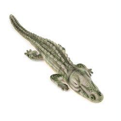 6475번 악어 Crocodile Salt Water70cm.L