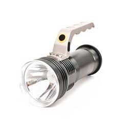 강력 LED 방수 손전등