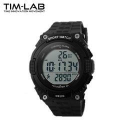 [TIM-LAB]남성 스포츠시계 전자손목시계 방수기능1112