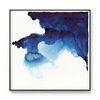 메탈 그림 인테리어 액자 마이 페이보릿 블루