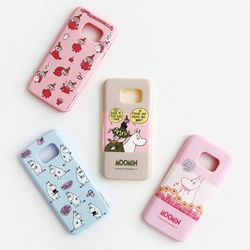 Moomin Galaxy S7 소프트 케이스
