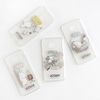 Moomin Galaxy S7 엣지 투명 소프트 케이스